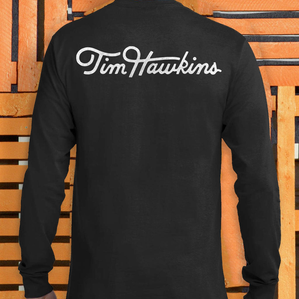 TH Logo Longsleeve Shirt