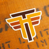TH Logo Sticker
