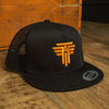 TH Classic Trucker Hat (Black)