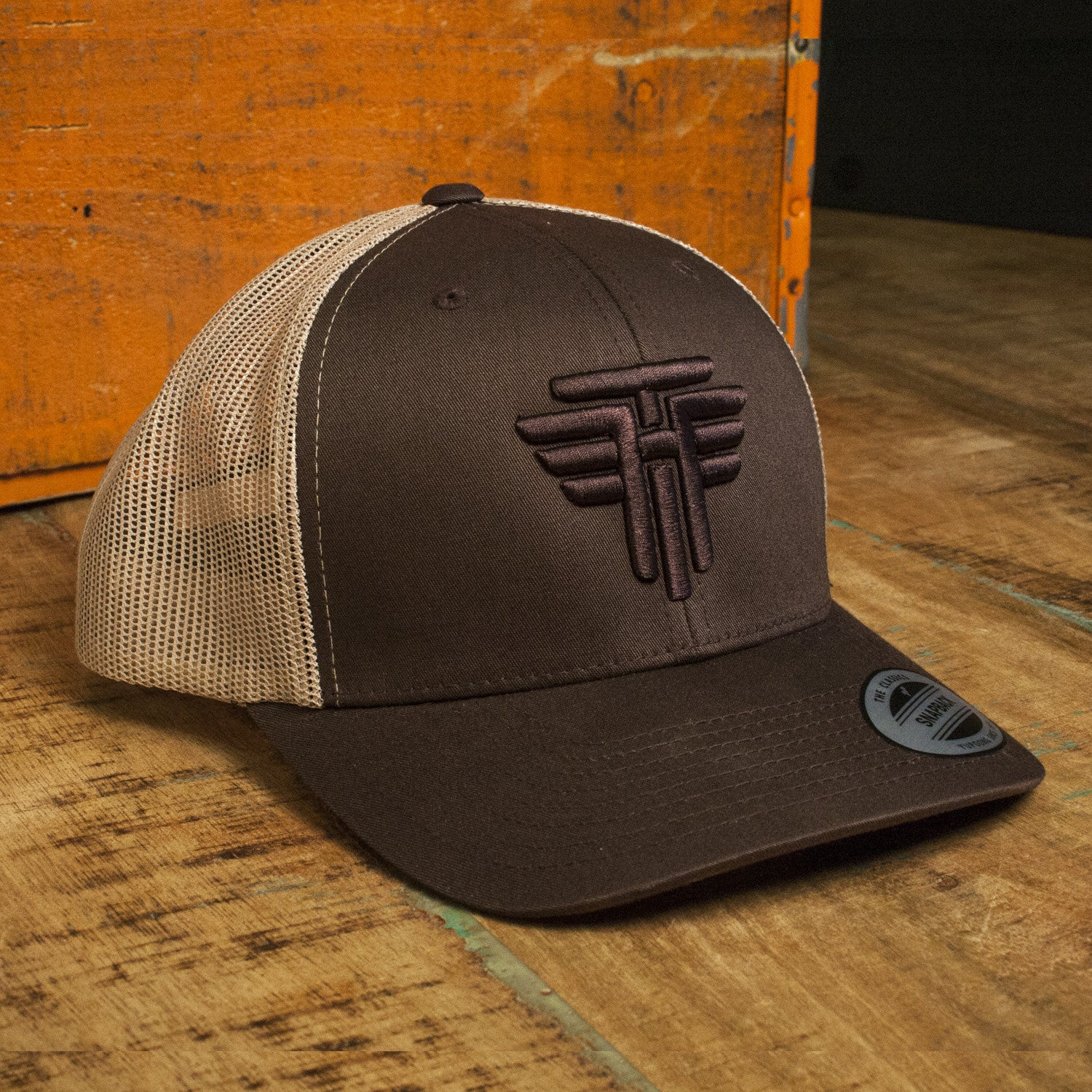 TH Retro Trucker Hat