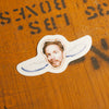 Winged Tim Head Sticker