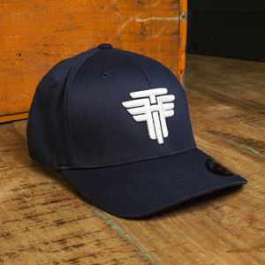 TH Classic Flexfit Hat - Navy