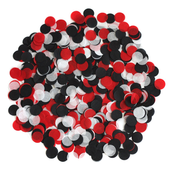 Checkers Confetti