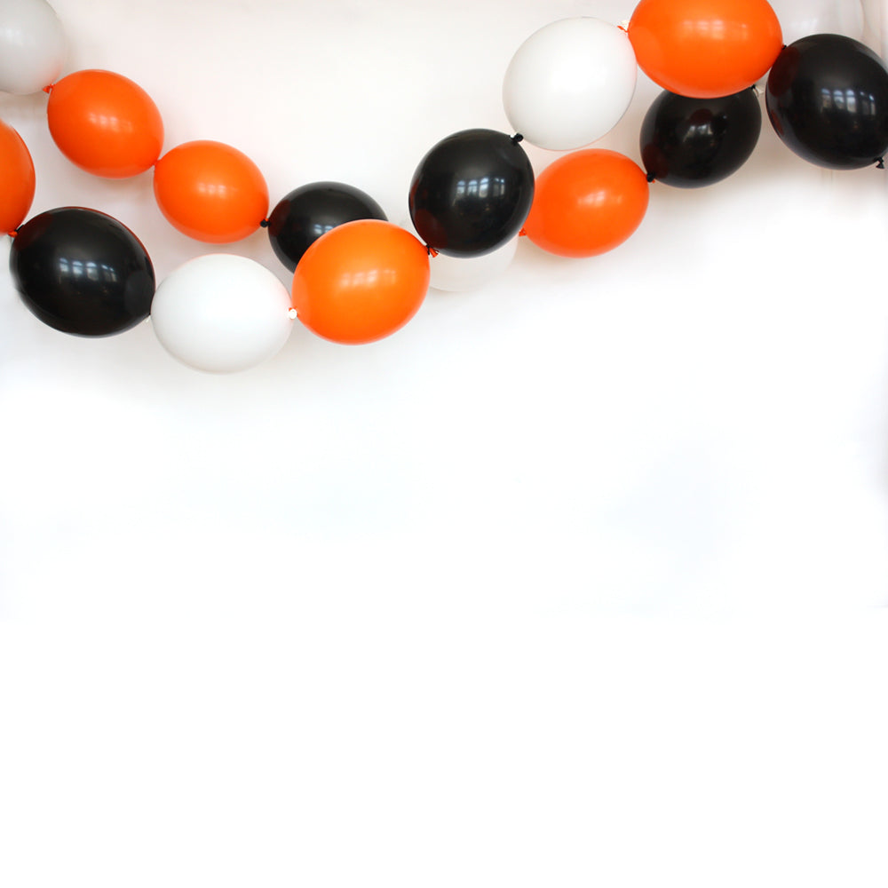 Classic Halloween Link Balloon Garland