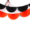 Classic Halloween Fan Bunting Garland