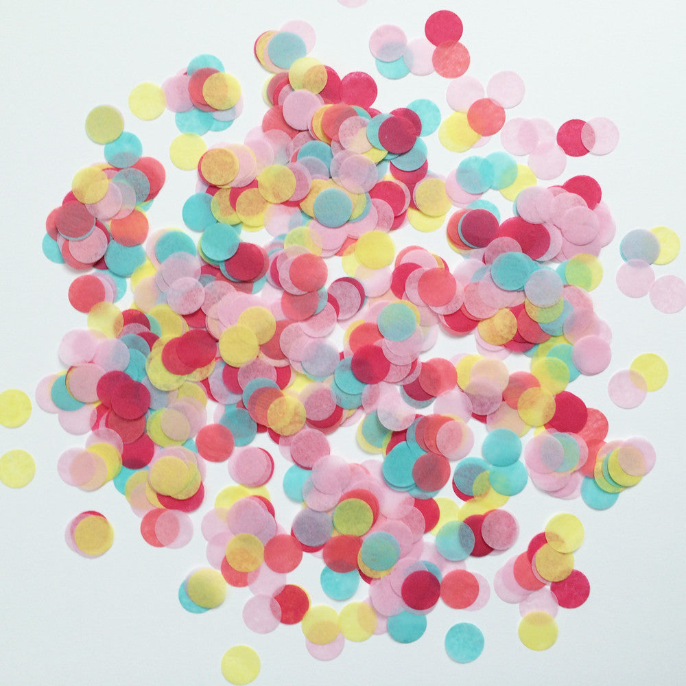 Cotton Candy Confetti