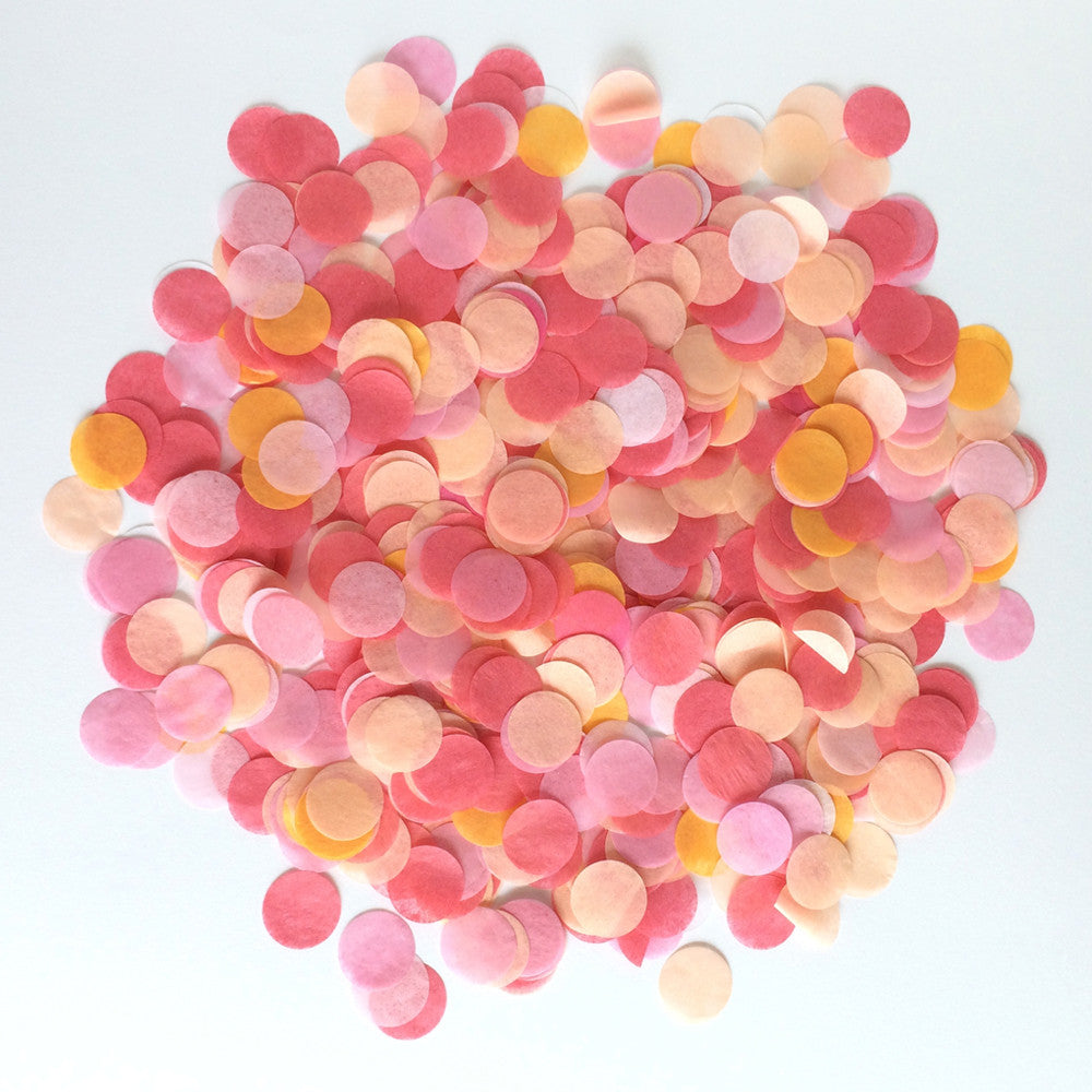 Peaches & Cream Confetti