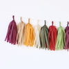 Harvest Tassel Garland Kit or Fully Assembled