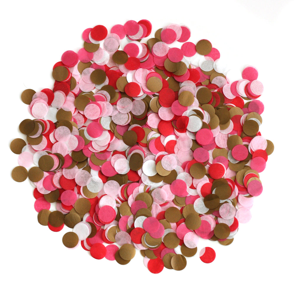 Love is in the Air Confetti