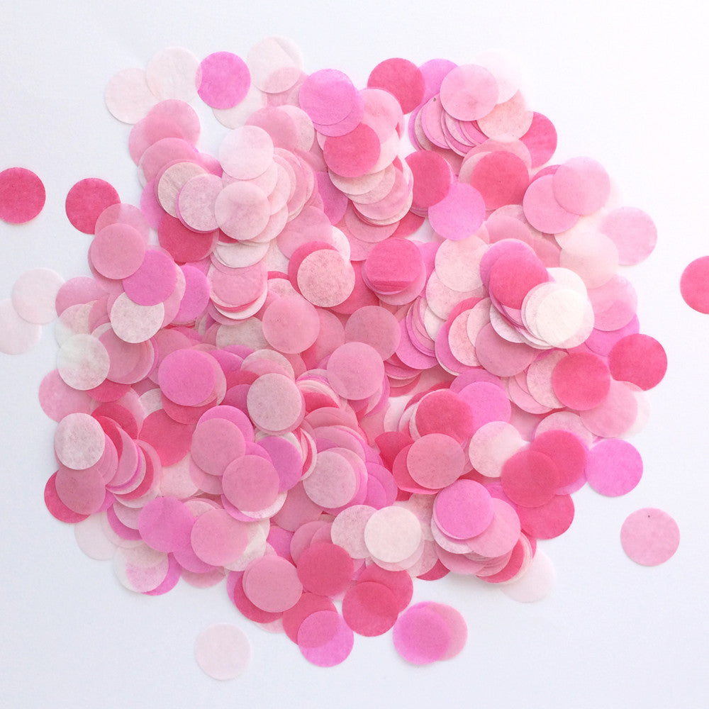 Perfectly Pink Confetti