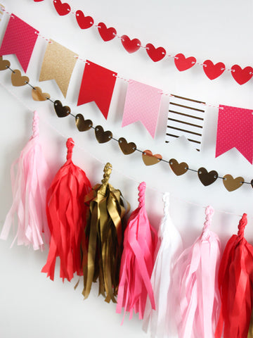 Love is in the Air Banner Kit