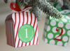 Printable Paper presents advent calendar