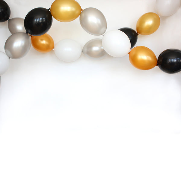 Cheers Link Balloon Garland