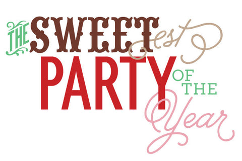 The Sweetest Party of the Year- Cookie Swap