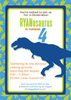 Dinosaur RAWR printable Invitation 2 different color ways