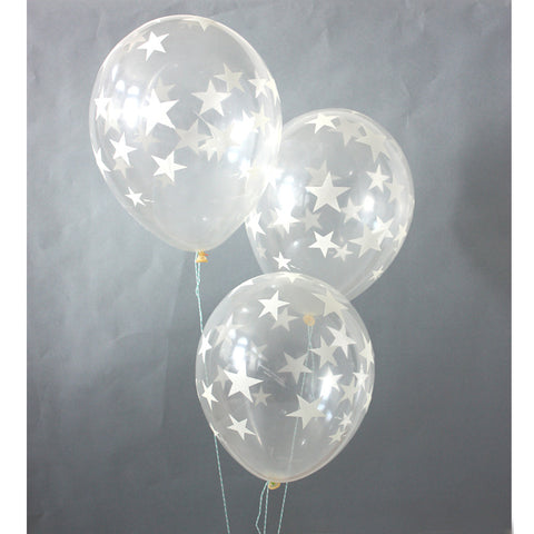 Glow in the Dark Star Balloon