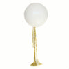 Golden Balloon Streamer Kit