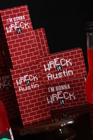 Wreck it Ralph Inspired printable Birthday Party Collection