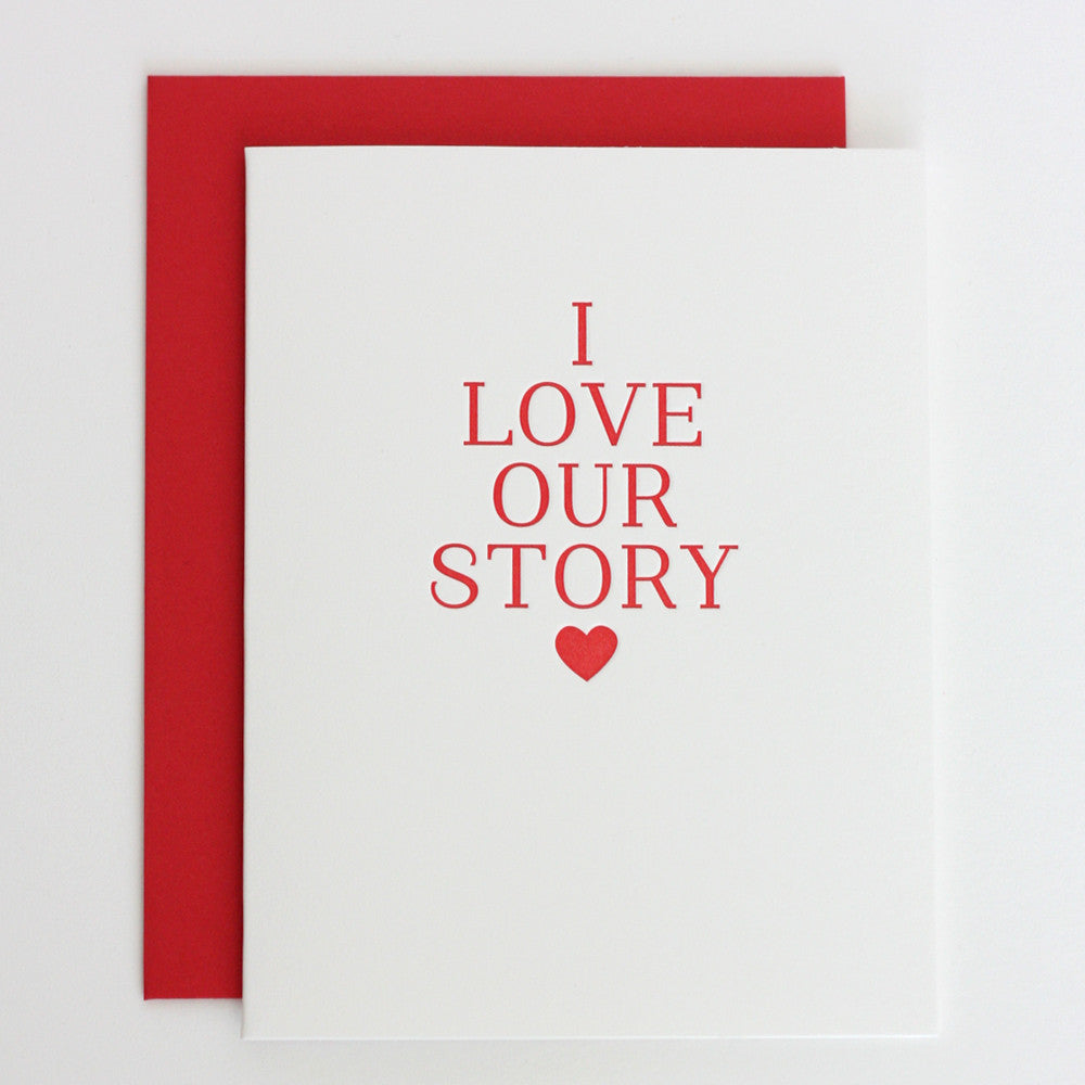 I Love Our Story