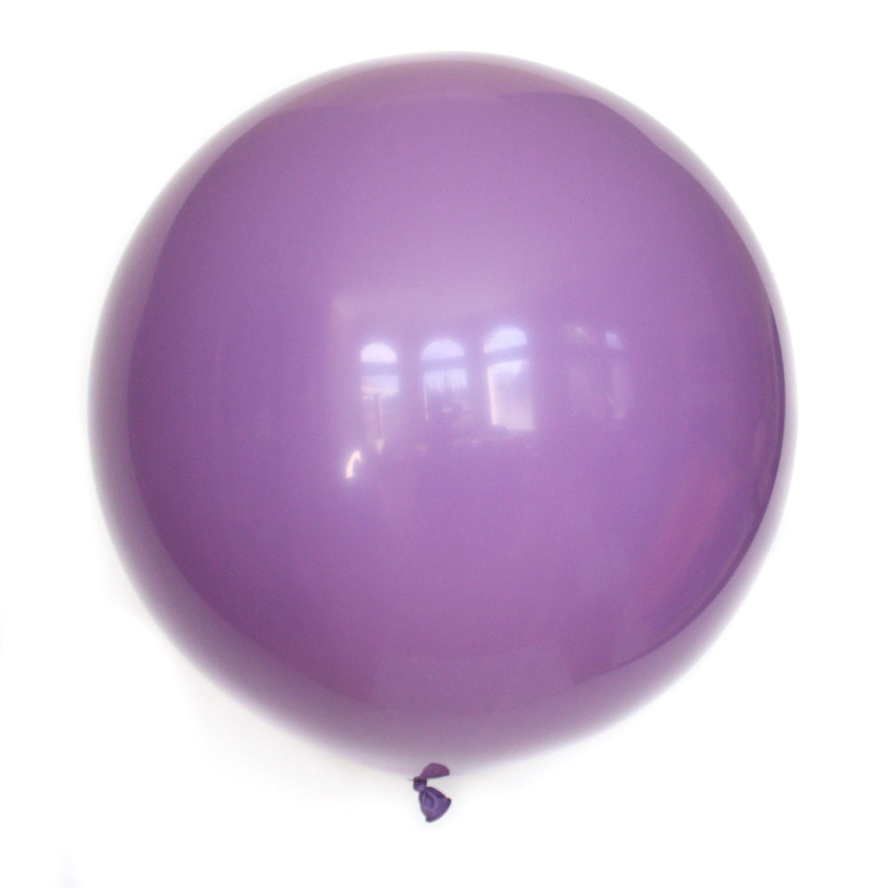 "36"" Lavender Solid Balloon"