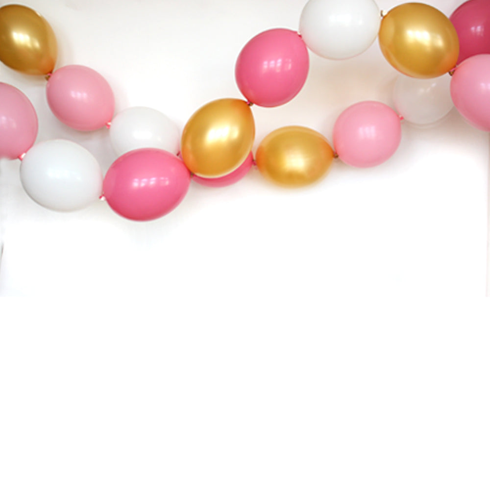 Little Princess Link Balloon Garland