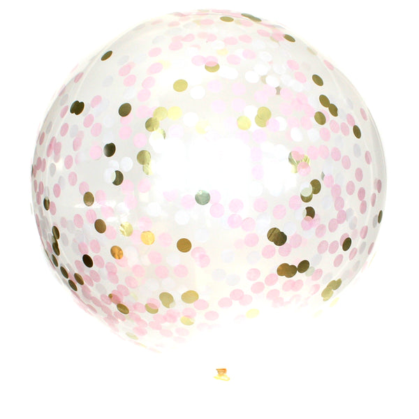 Little Princess Confetti Balloon