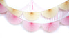 Little Princess Fan Bunting Garland