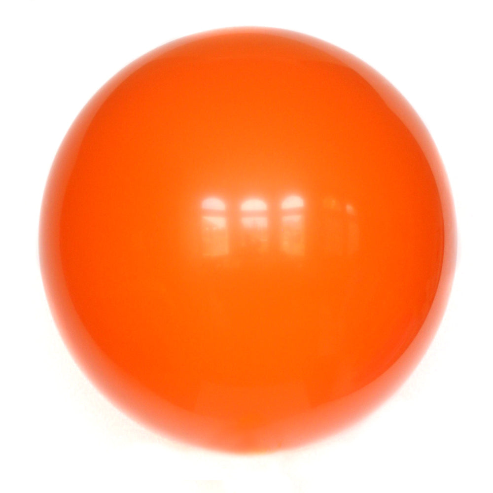 "36"" Orange Solid Balloon"