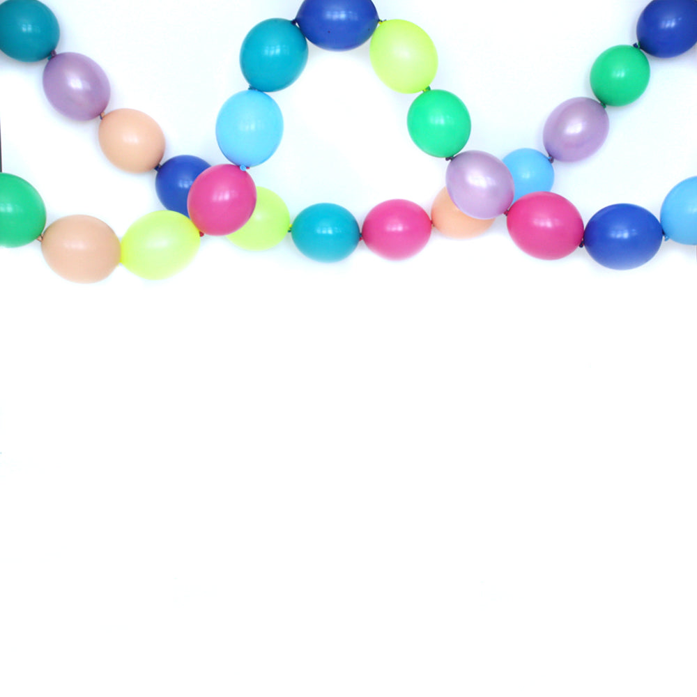 Party Animal Link Balloon Garland