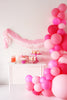 Perfectly Pink Jumbo Balloon Garland Kit