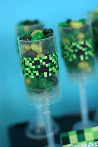 Minecraft Inspired Birthday party printables