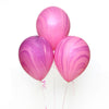 Pink Marble Balloon Bundle