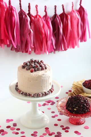 Pomegranate Fringe Tassel Garland Kit
