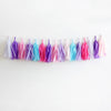 Princess Fringe Tassel Garland Kit or Fully Assembled