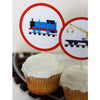 Printable Thomas and Friends Cupcake Toppers- build your own cupcake train toppers