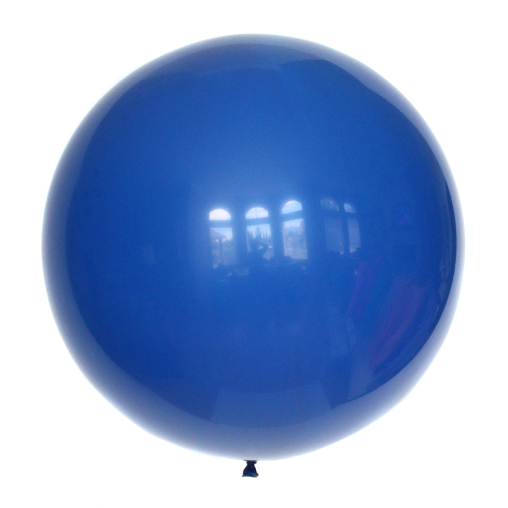 "36"" Sapphire Solid Balloon"
