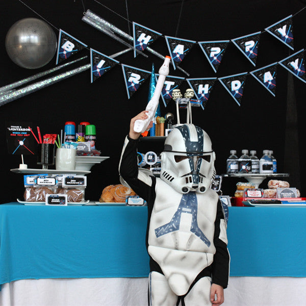 Star Wars printable Birthday Party Collection