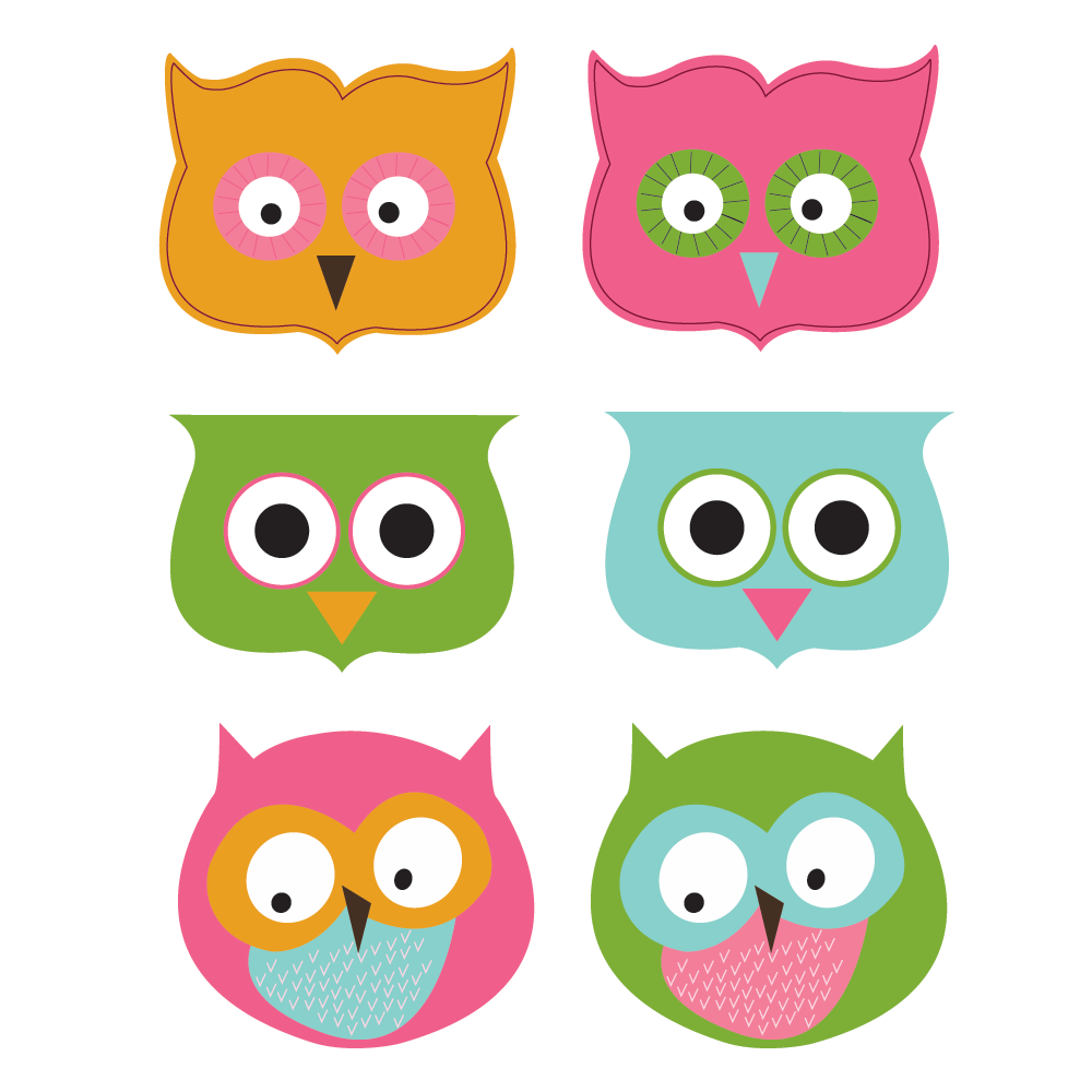 printable owl favortreat bag toppers summer days owl collection by wants and wishes - Printable Owl Pictures