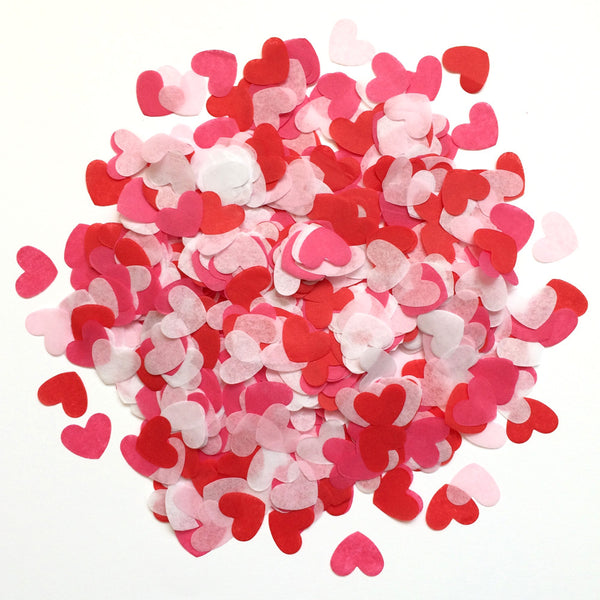 Sweethearts Heart Confetti
