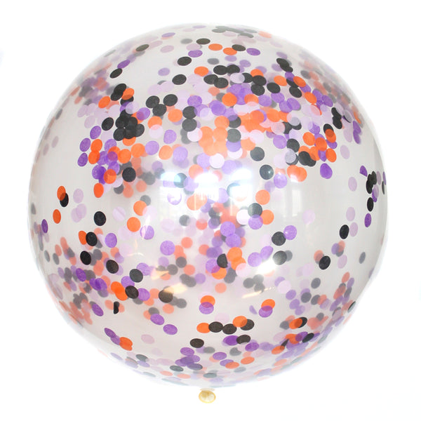 Witches Brew Confetti Balloon