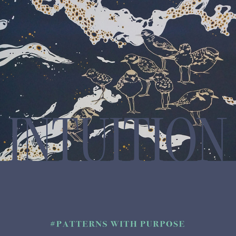 The Passion and Intuition of Holly #patternswithpurpose