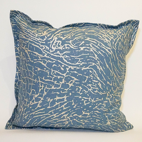 "Elephant Oasis - 18"" Pillow"