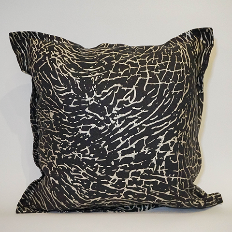 "Elephant Skin - 18"" Pillow"