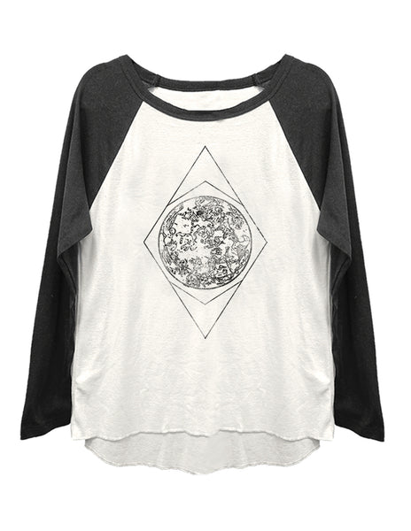 4th & Rose Star Chart Raglan