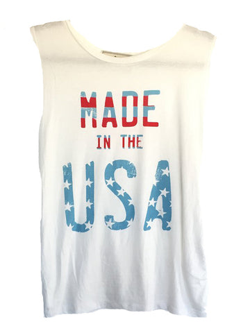 4th & Rose Made In The USA Muscle Tank