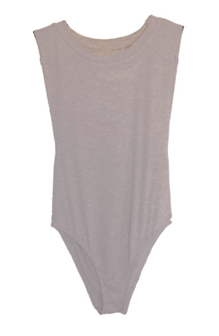 4th & Rose Mauve Muscle Bodysuit
