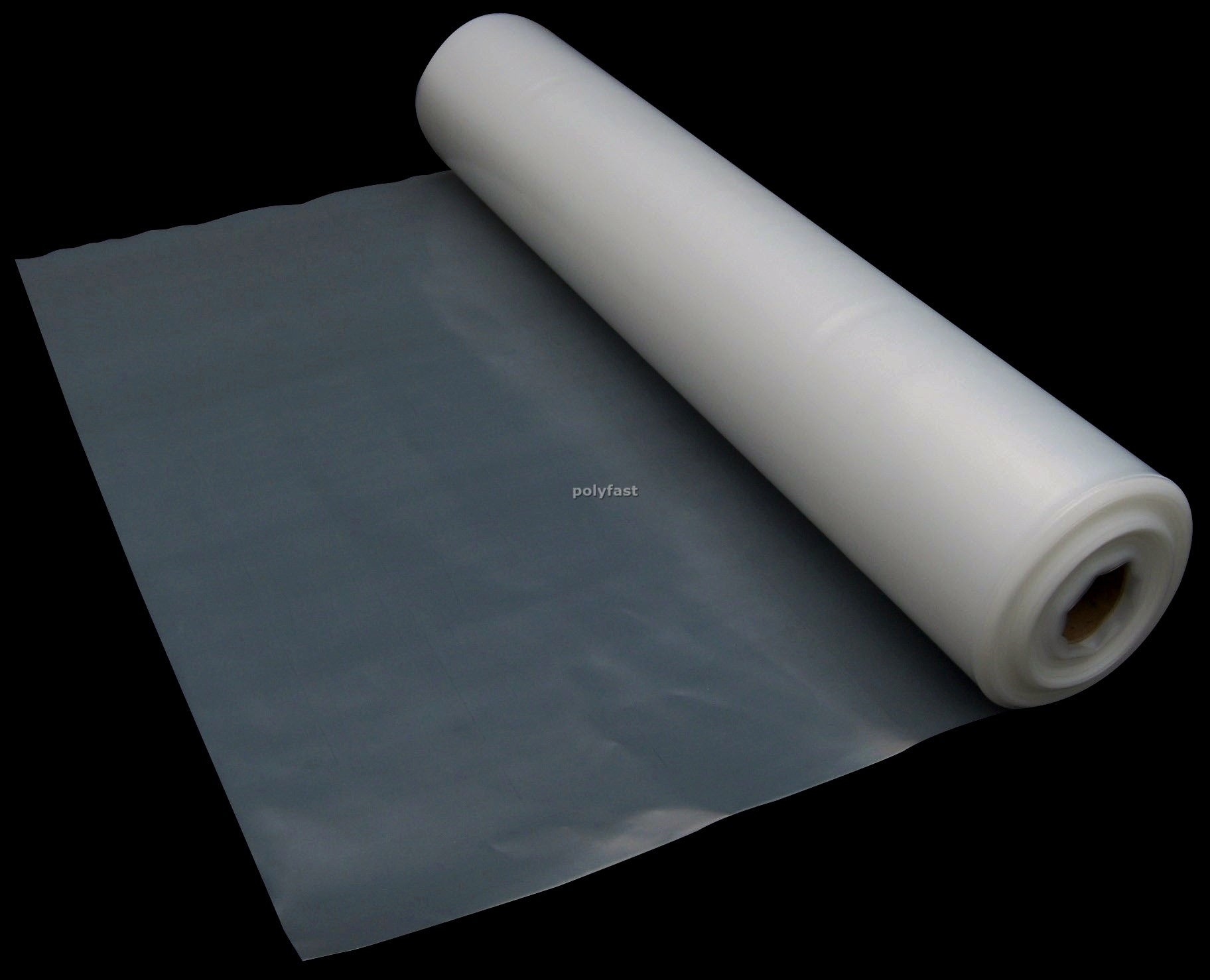 2M Wide Elixir Clear Polythene Sheeting 1000 Gauge // 250mu x 4m Various Lengths