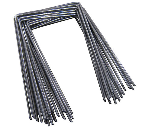U-shaped Steel Ground Staples/Pegs