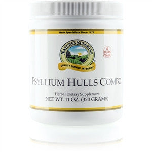 Psyllium Hulls Combination (bulk powder 320g)