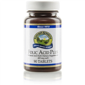 Folic Acid Plus (90 kapsułek)